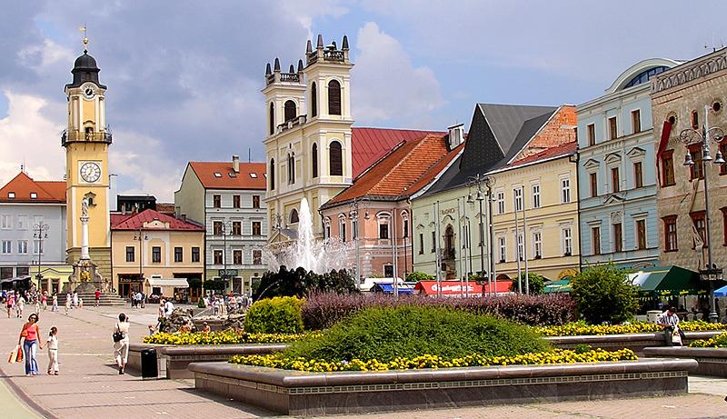 Banská Bystrica, Najkrajšie miesta na Slovensku