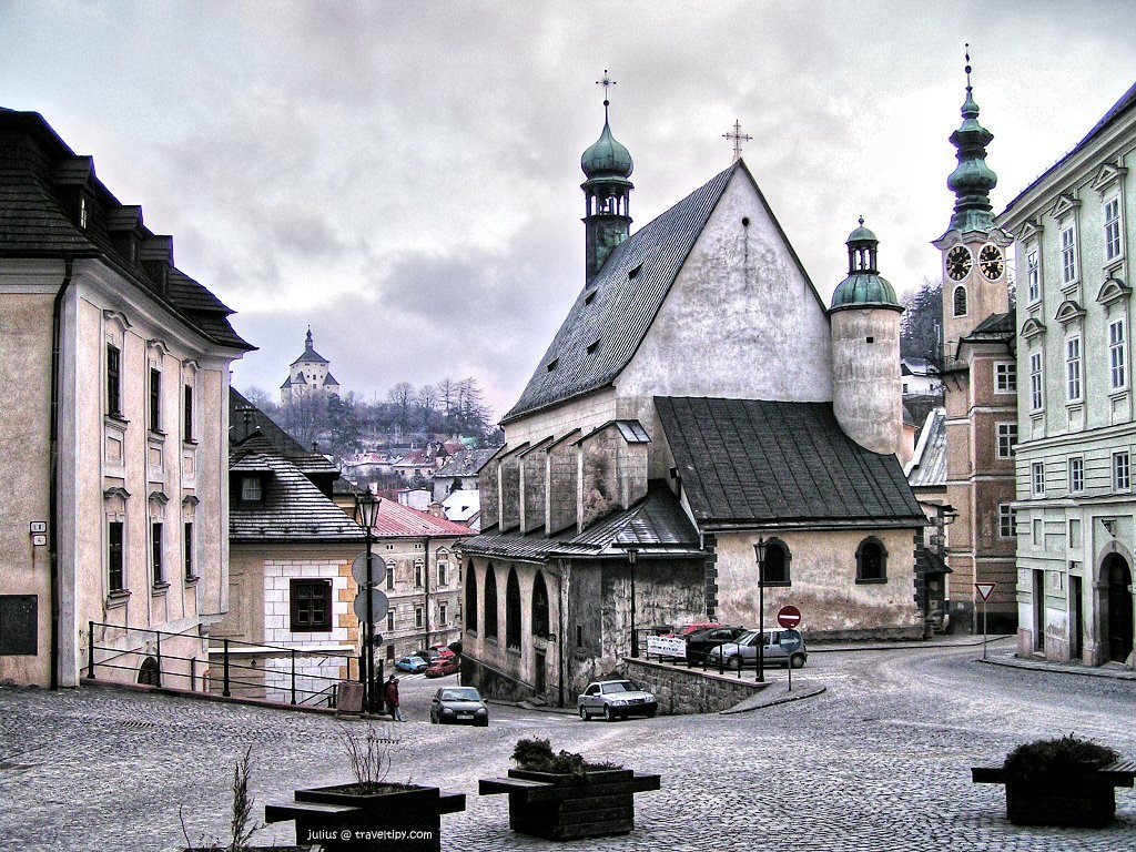 Banská Štiavnica, UNESCO, Slovensko