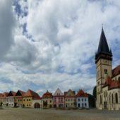 Bardejov, UNESCO, Najkrajšie miesta na Slovensku 2