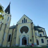 Navštívenia Panny Márie - Mariánska hora