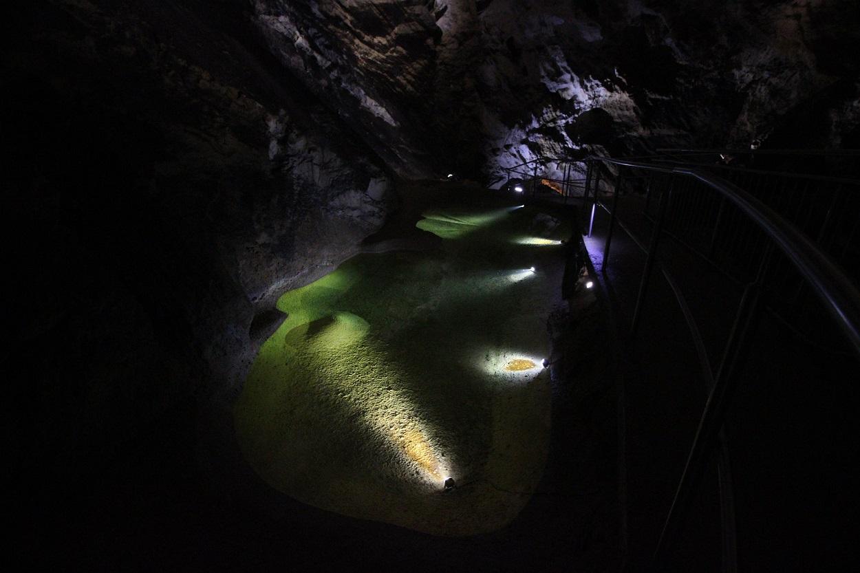 Belianska jaskyňa, Najkrajšie miesta na Slovensku – 3