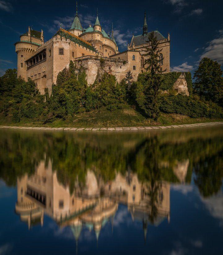 Bojnický zámok, Najkrajšie miesta na Slovensku