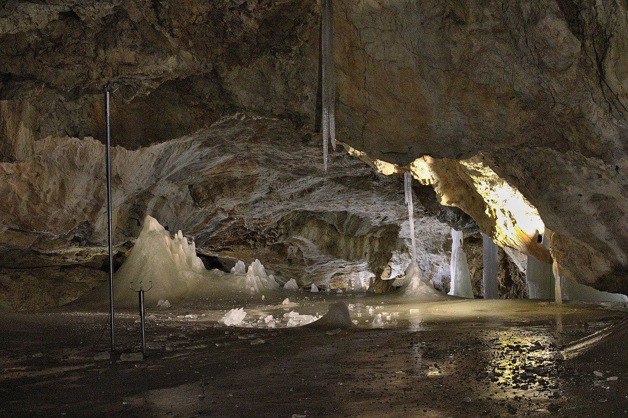 Dobšinská ľadová jaskyňa, Najkrajšie miesta na Slovensku 4