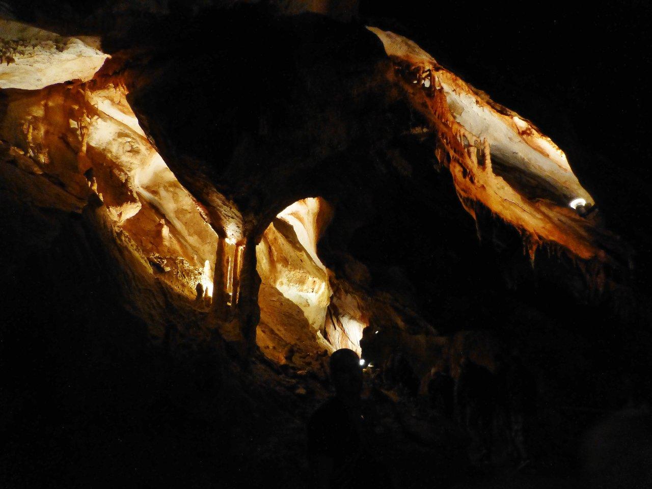 Gombasecká jaskyňa, Najkrajšie miesta na Slovensku 3