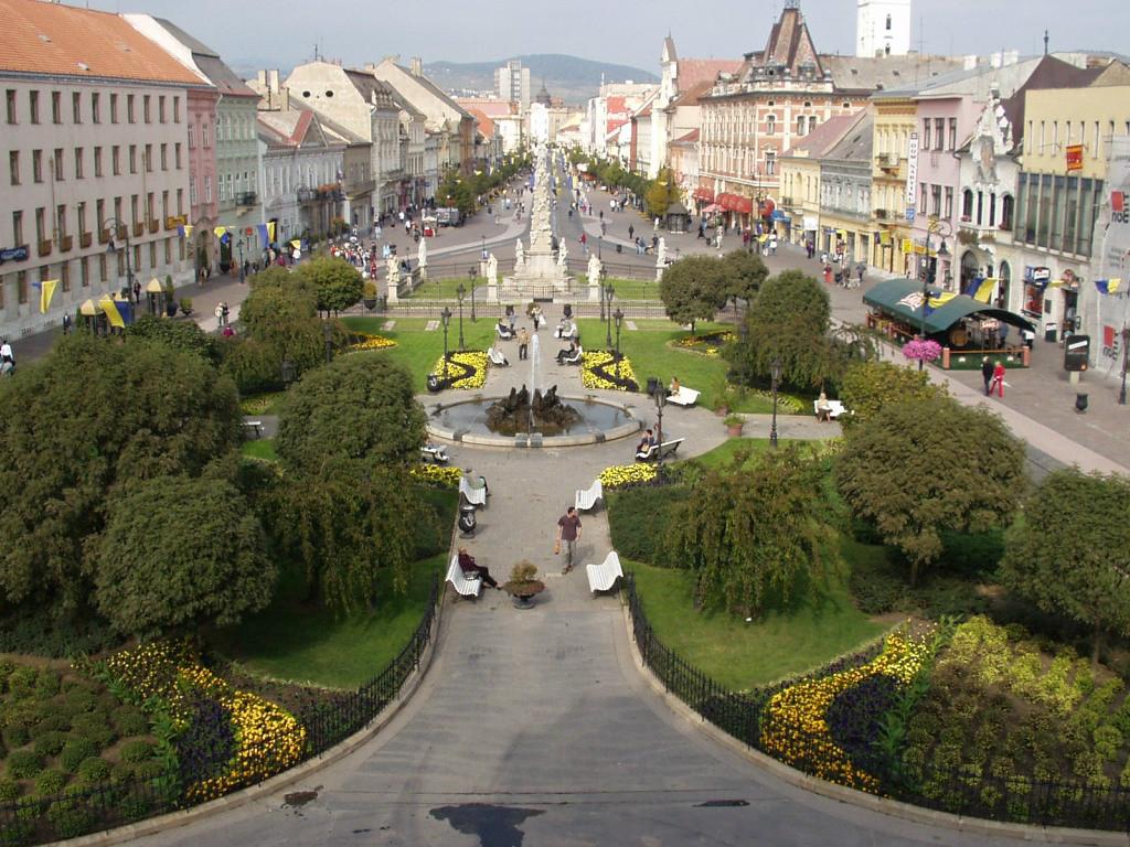 Hlavná ulica, Košice, Najkrajšie miesta na Slovensku