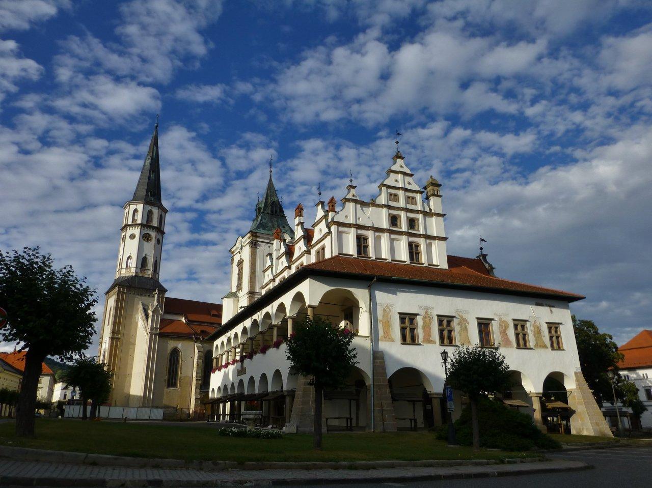 Levoča, UNESCO, Prešovský kraj, Slovensko – 1