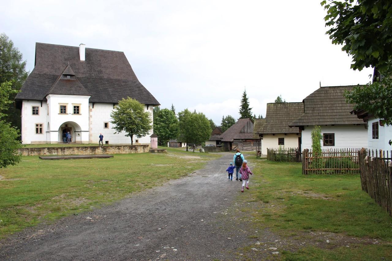 Múzeum liptovskej dediny Pribylina 4