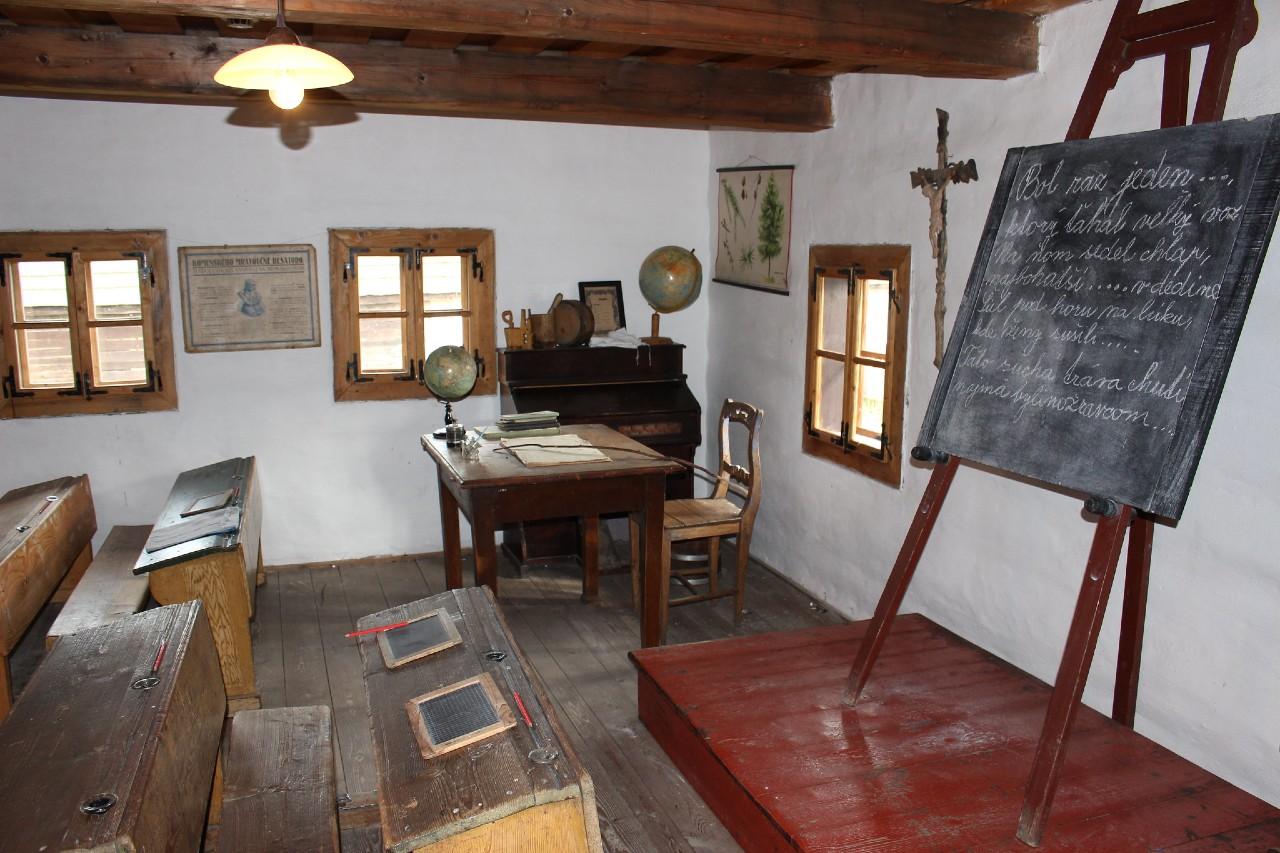 Múzeum liptovskej dediny Pribylina 5