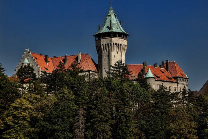 Smolenický zámok, Najkrajšie miesta na Slovensku