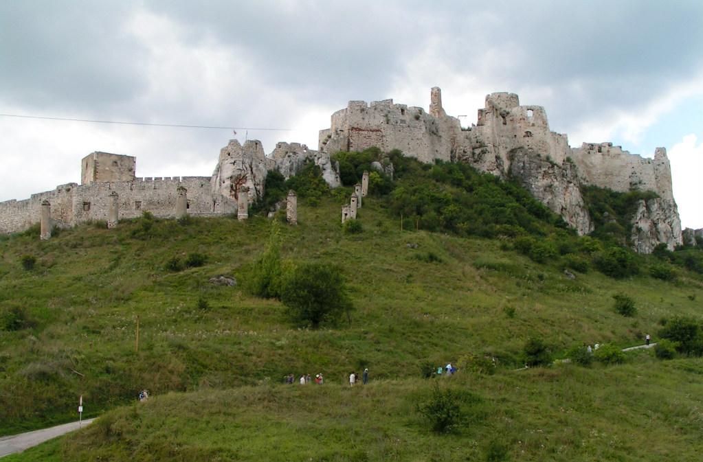 Spišský hrad, Najkrajšie miesta na Slovensku