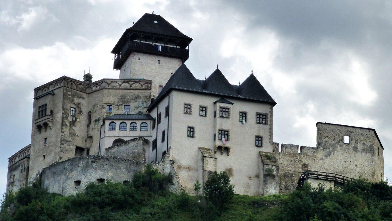 Trenčiansky hrad, Najkrajšie miesta na Slovensku