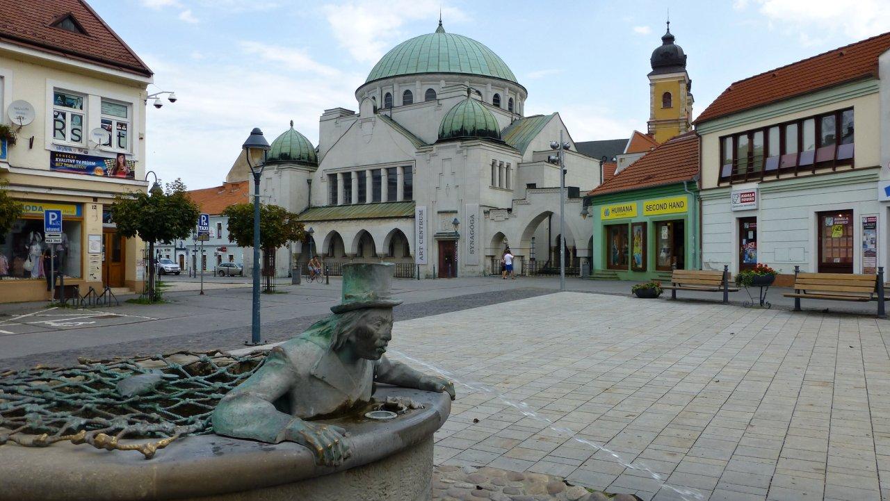 Trenčín, Najkrajšie miesta na Slovensku