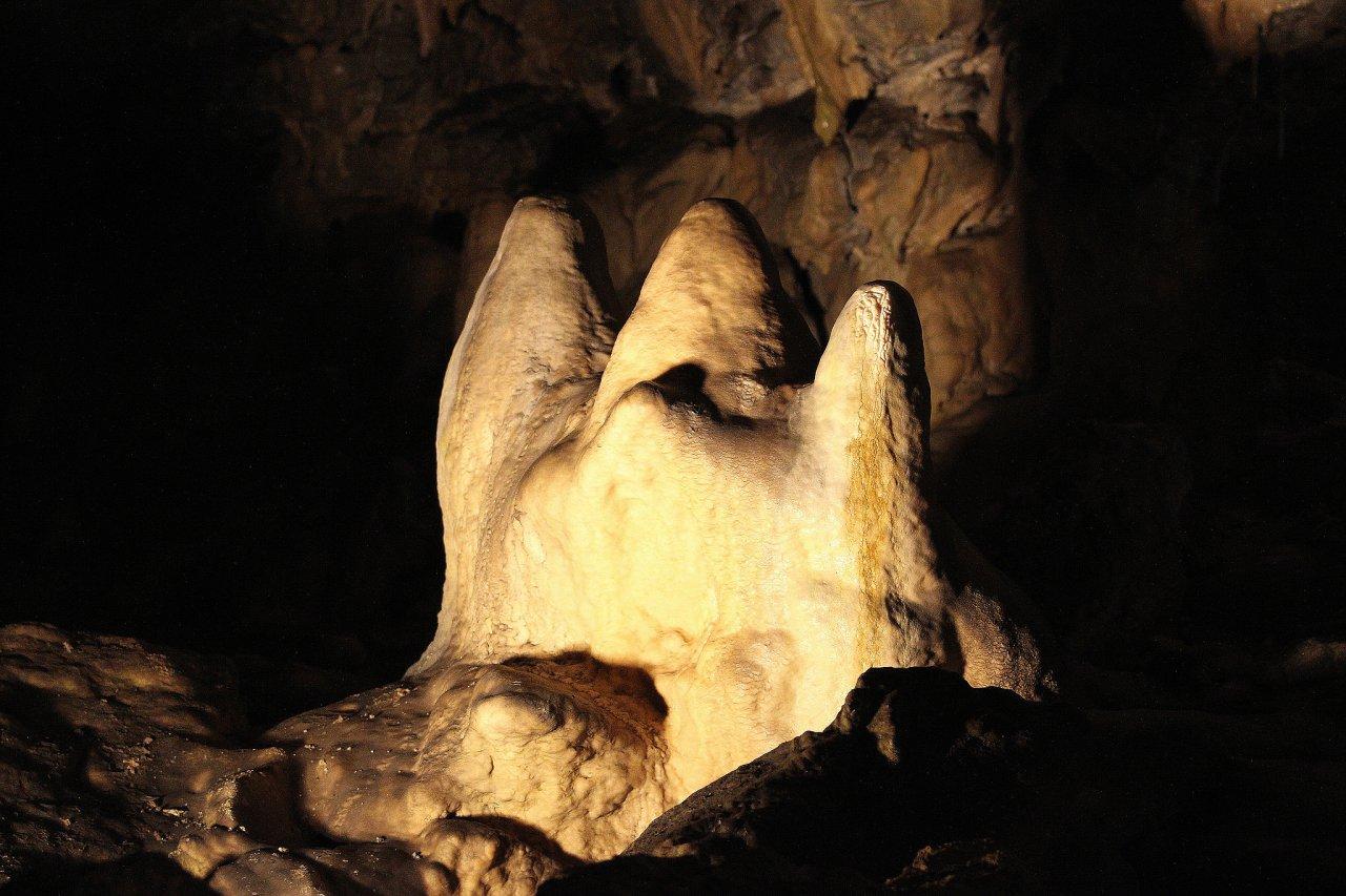 Važecká jaskyňa, Najkrajšie miesta na Slovensku 3