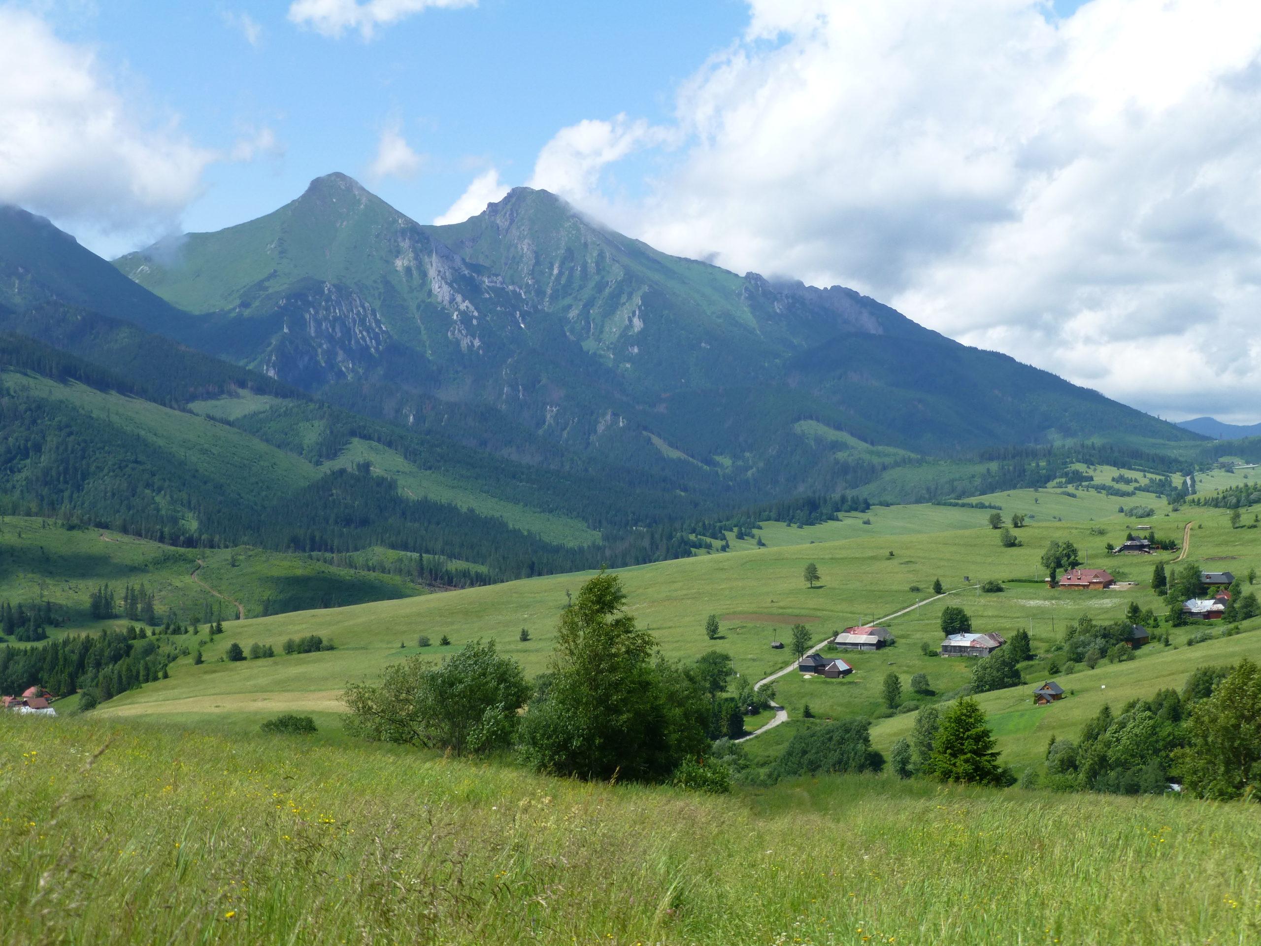 Ždiar, Belianske Tatry, Slovensko