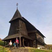 Drevený chrám Brežany - Okres Prešov, Drevené kostolíky na Slovensku 4