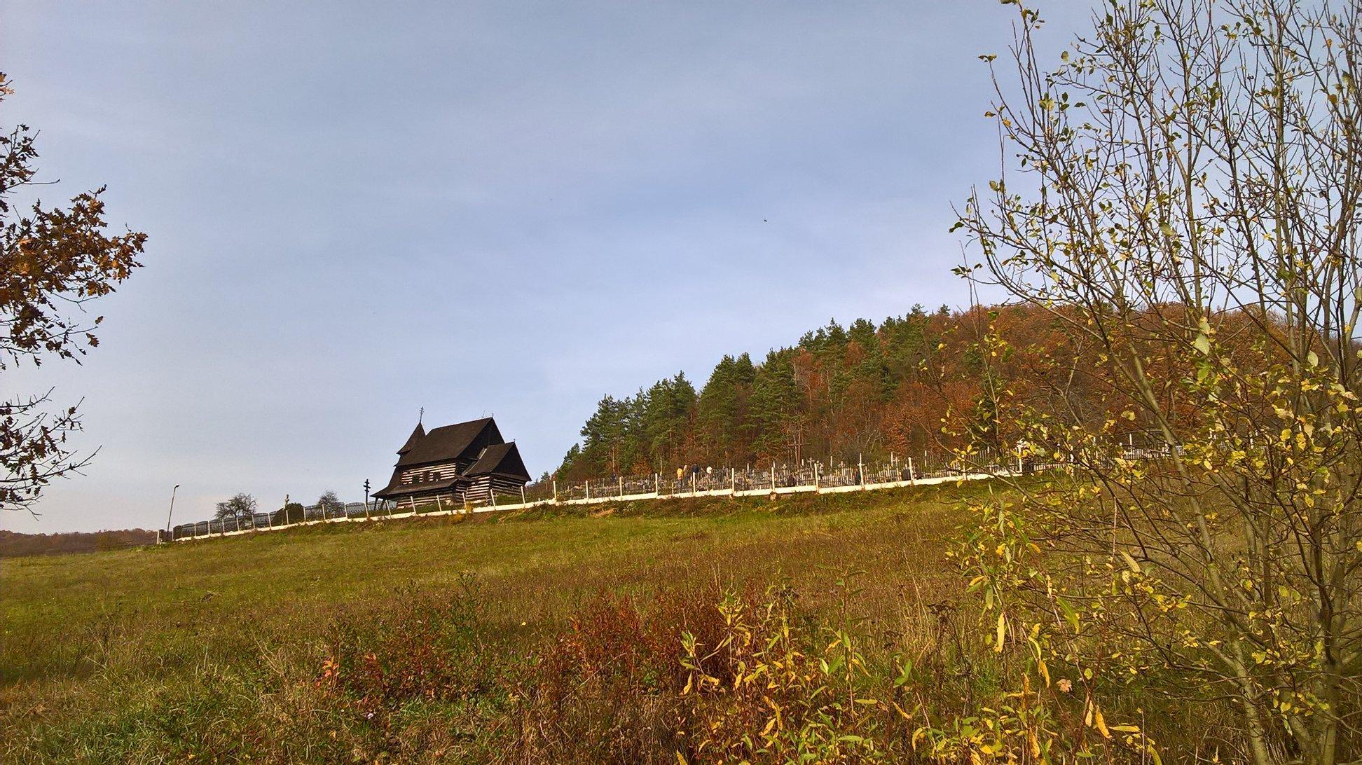 Drevený chrám Brežany – Okres Prešov, Drevené kostolíky na Slovensku 5
