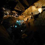 Ochtinská aragonitová jaskyňa - prehliadka, Slovenské Rudohorie