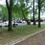 Parkovisko, Jaskyňa Baradla, Aggtelek Národný Park, Maďarsko