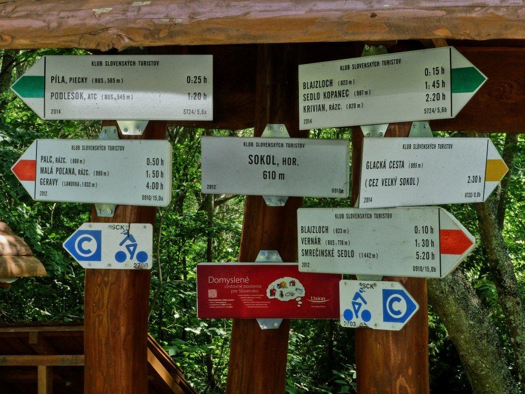Tiesňava Veľký Sokol, Slovenský Raj Národný Park, Slovensko – 335