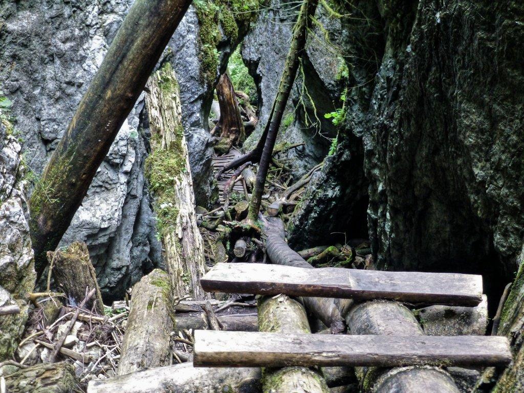 Tiesňava Veľký Sokol, Slovenský Raj Národný Park, Slovensko – 502