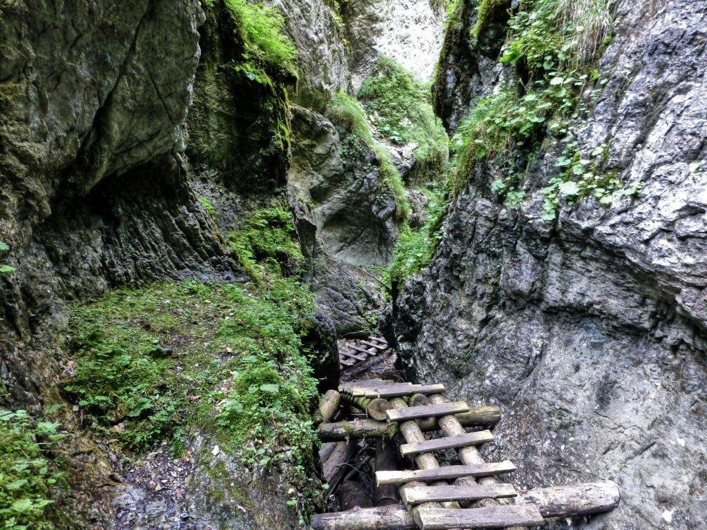 Tiesňava Veľký Sokol, Slovenský Raj Národný Park, Slovensko – 513