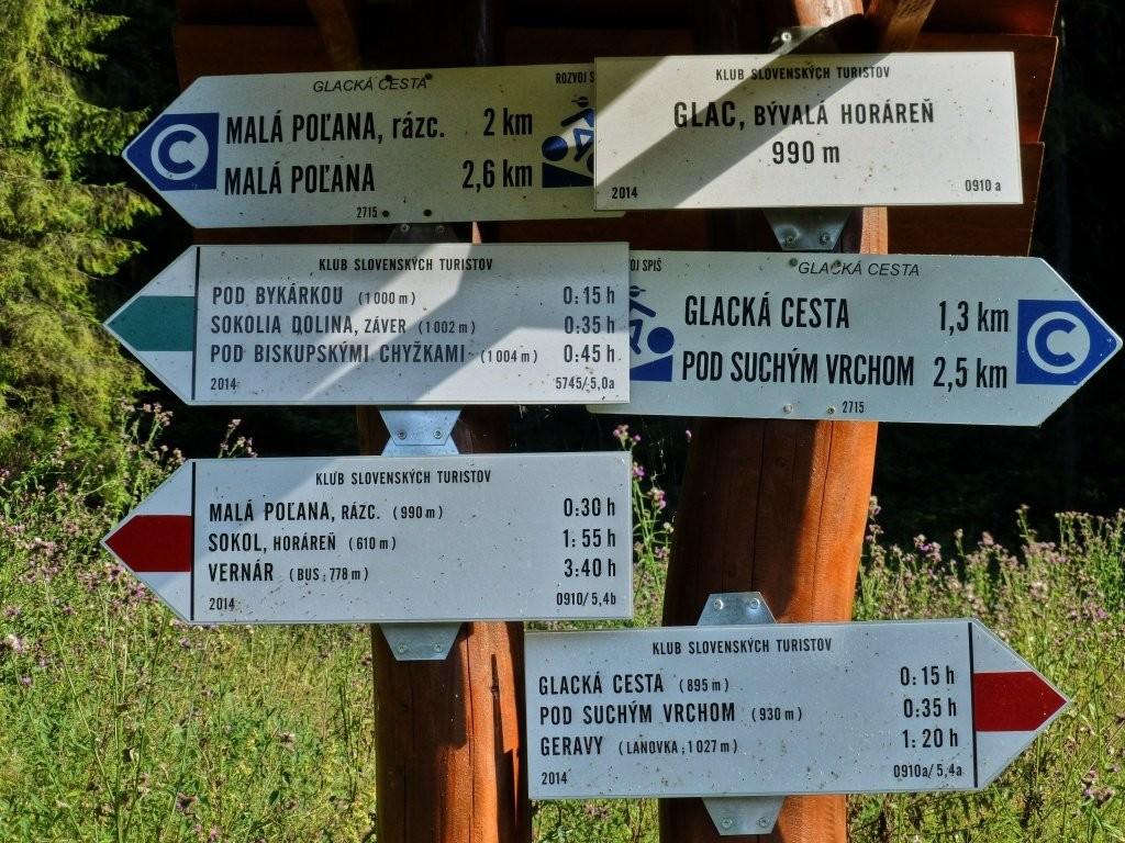 Tiesňava Veľký Sokol, Slovenský Raj Národný Park, Slovensko - 538