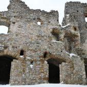 Brekovský hrad, Východné Slovensko - 1