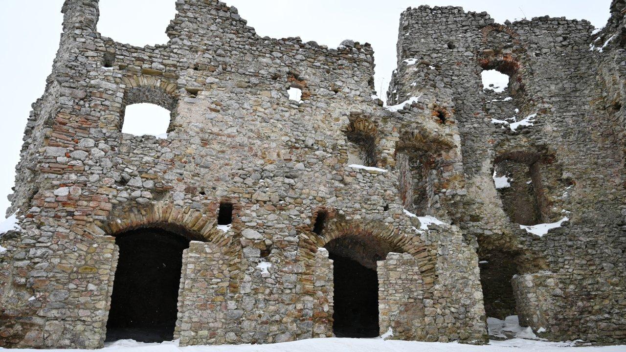 Brekovský hrad, Východné Slovensko – 1