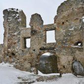 Brekovský hrad, Východné Slovensko - 3