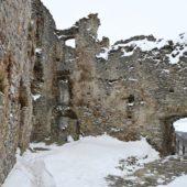 Brekovský hrad, Východné Slovensko - 4