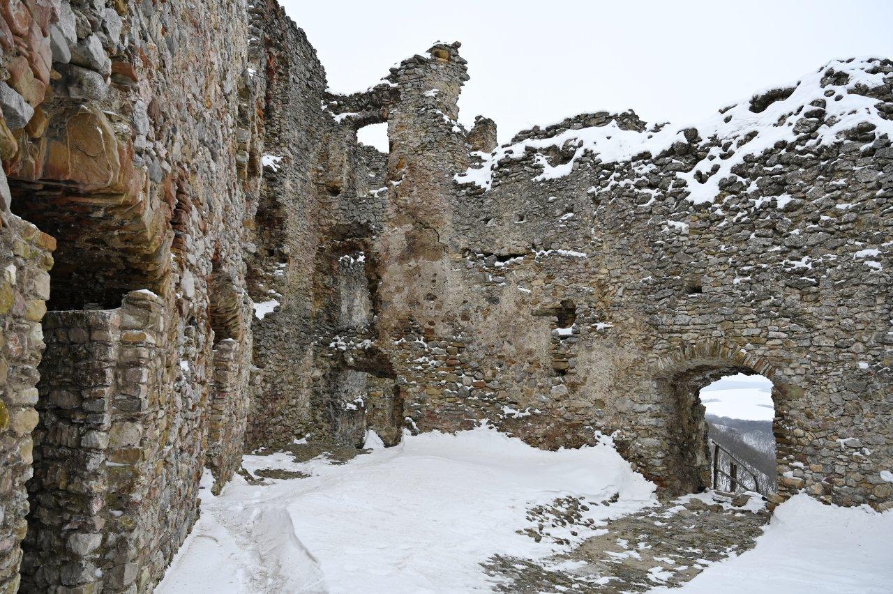 Brekovský hrad, Východné Slovensko – 4