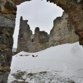 Brekovský hrad, Východné Slovensko - 5