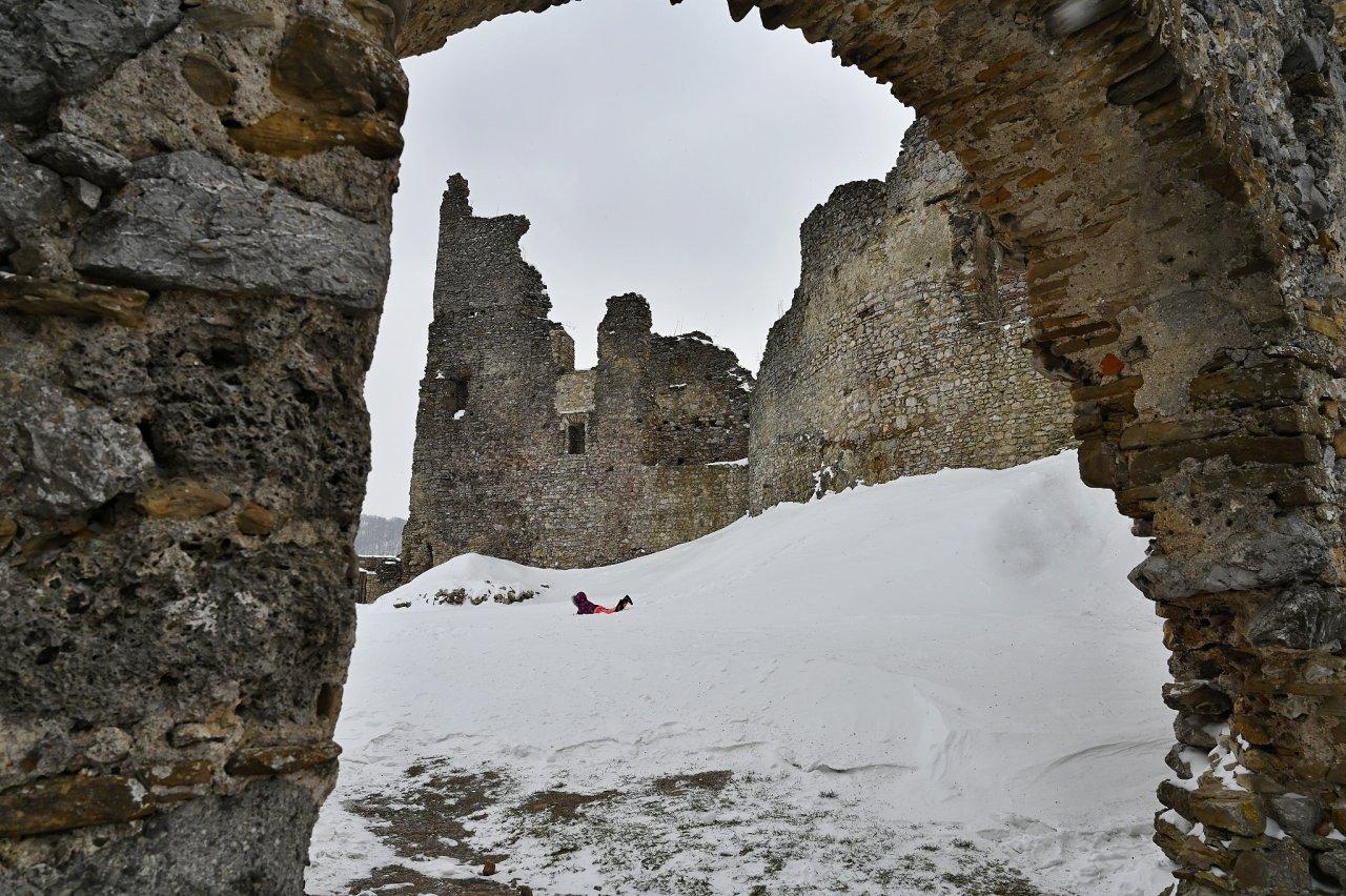 Brekovský hrad, Východné Slovensko – 5