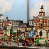 Bricklandia - Lego výstava, Košice, Východné Slovensko