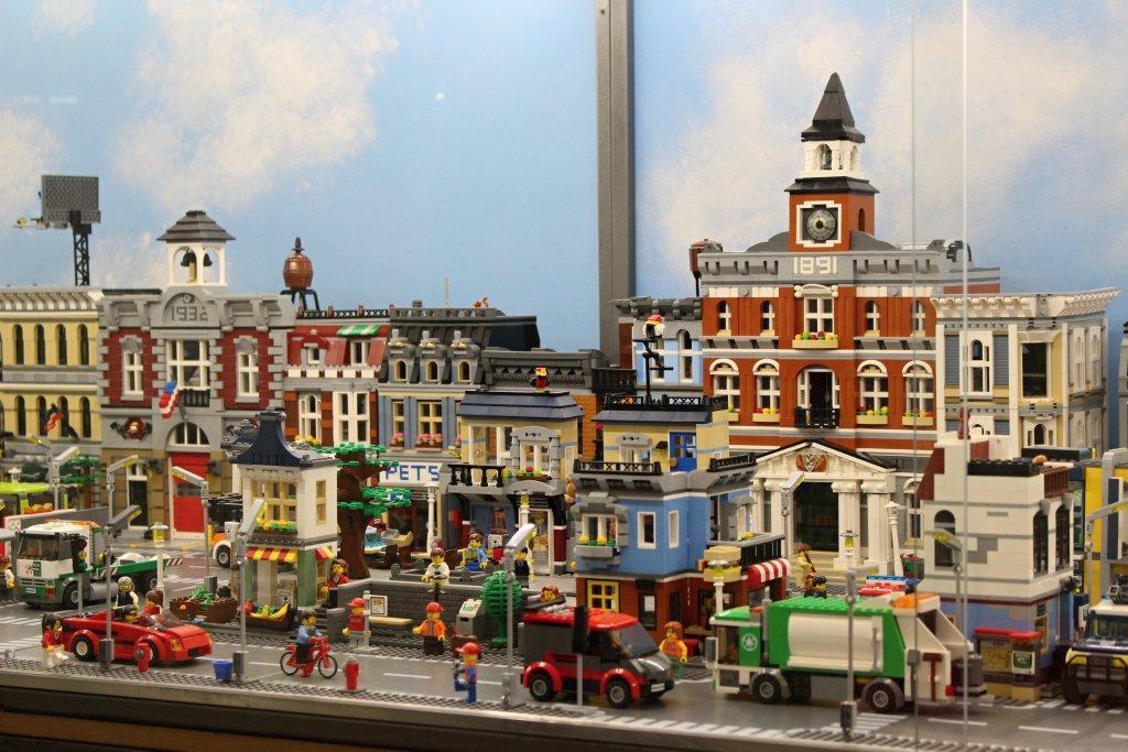 Bricklandia – Lego výstava, Košice, Východné Slovensko