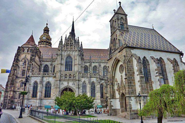 Dom sv.Alžbety a kaplnka sv. Michala, Košice, Východné Slovensko