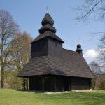 Drevený kostolík Ruská Bystrá - UNESCO, Východné Slovensko
