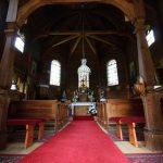 Drevený kostolík sv.Anny, Tatranská Javorina, Kam na výlet Východné Slovensko
