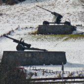 Dukliansky priesmyk Východné Slovensko