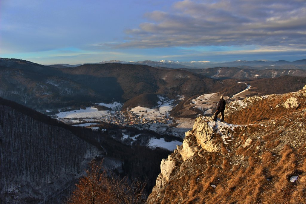 Folkmarská skala, Východné Slovensko