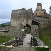 Hrad Zborov, Bardejov, Východné Slovensko