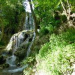 Hrhovský vodopád, Východné Slovensko