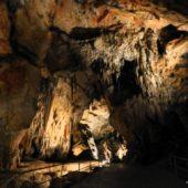 Jaskyňa Domica, Východné Slovensko