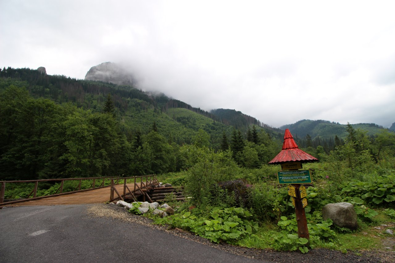 Javorová dolina, Tatranská Javorina, Kam na výlet Východné Slovensko