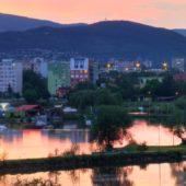 Jazero v Košiciach, Východné Slovensko