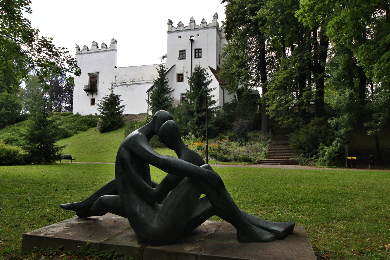 Kaštieľ Strážky a park, Kam na výlet Východné Slovensko 2
