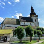 Kostol Štítnik, Východné Slovensko