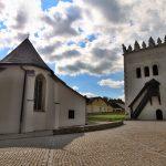 Kostol a zvonica Strážky, Kam na výlet Východné Slovensko