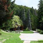 Kúpele Štós - park