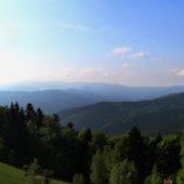 Kyslíková trasa, Krompašský vrch, Gelnica